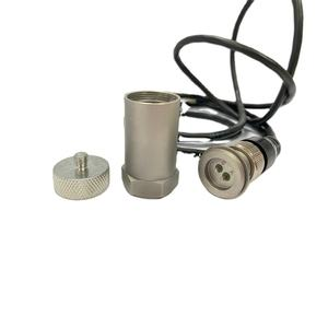 Piezo-electric Accelerometers Of Compression Type 2-Wire Loop Power Can Be Used Outdoor