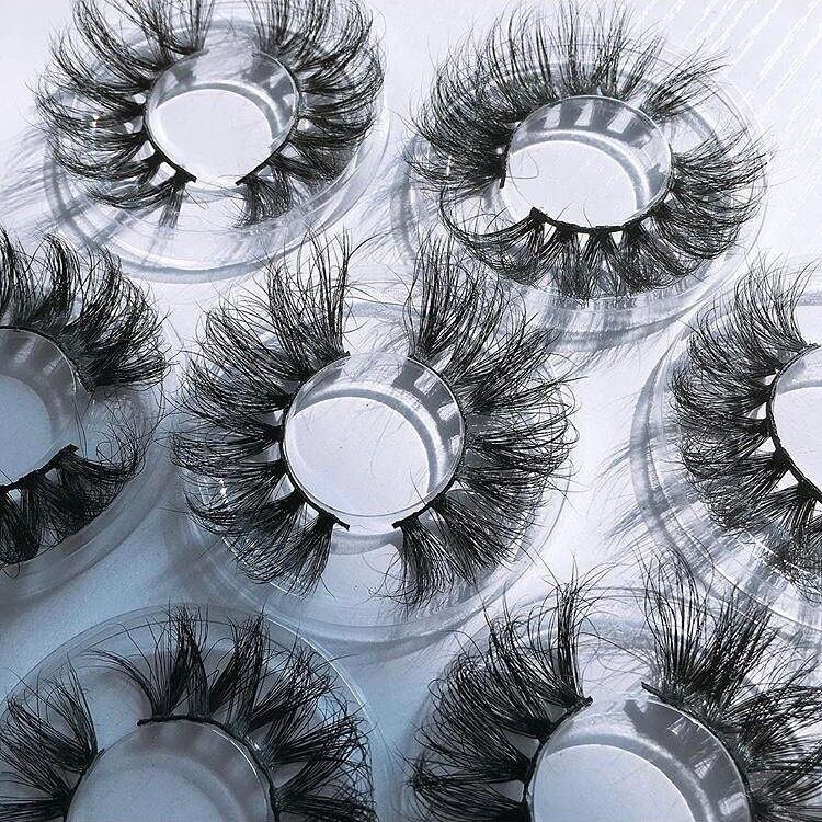 China Manufacture 3d real mink eyelash 5d real mink eyelash and 25mm 5d real mink lashes