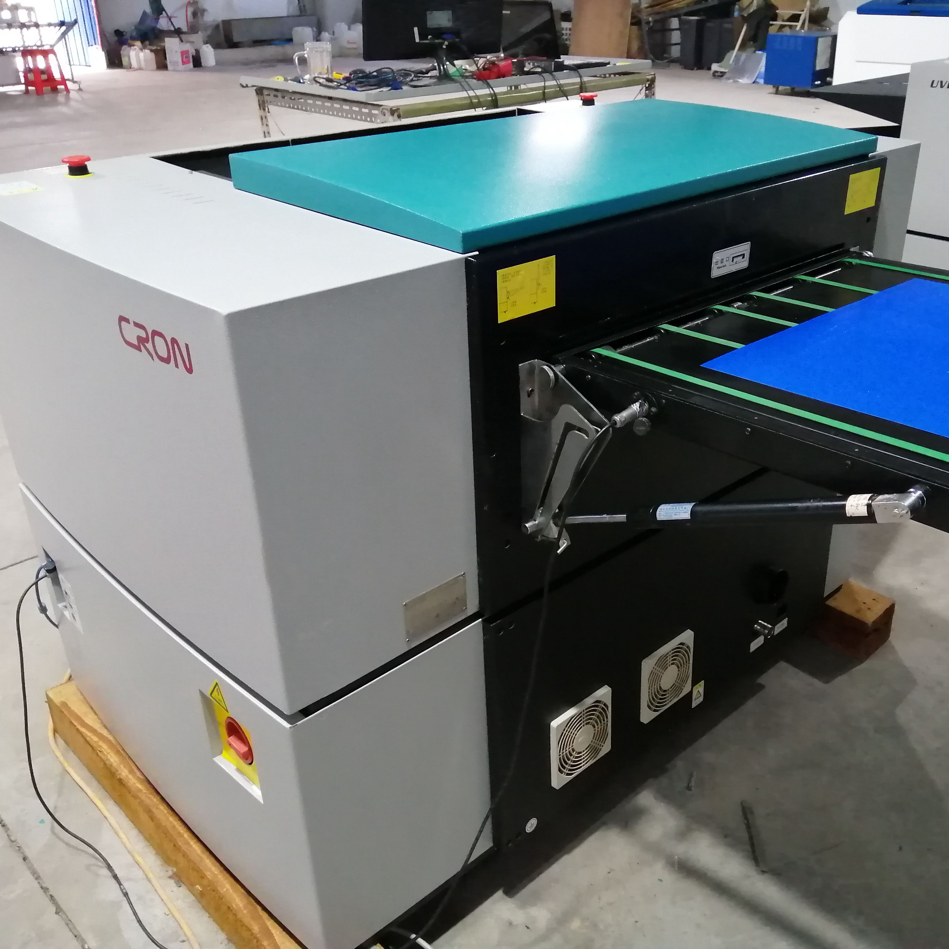 USED UV CTP Computer to Plate UV CTP CTCP plate Maker machine