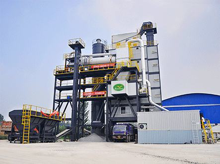 Asphalt Recycling Plant RLB Series