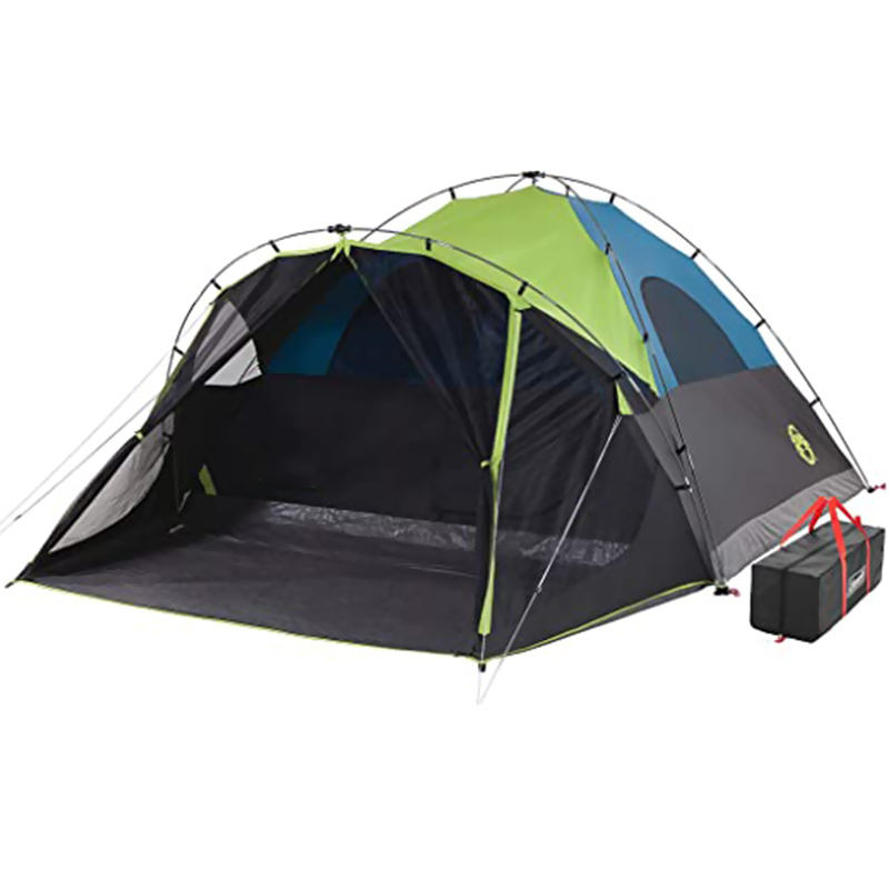 family Water-resistant Outdoor tent camping waterproof camp tents 4-6 person