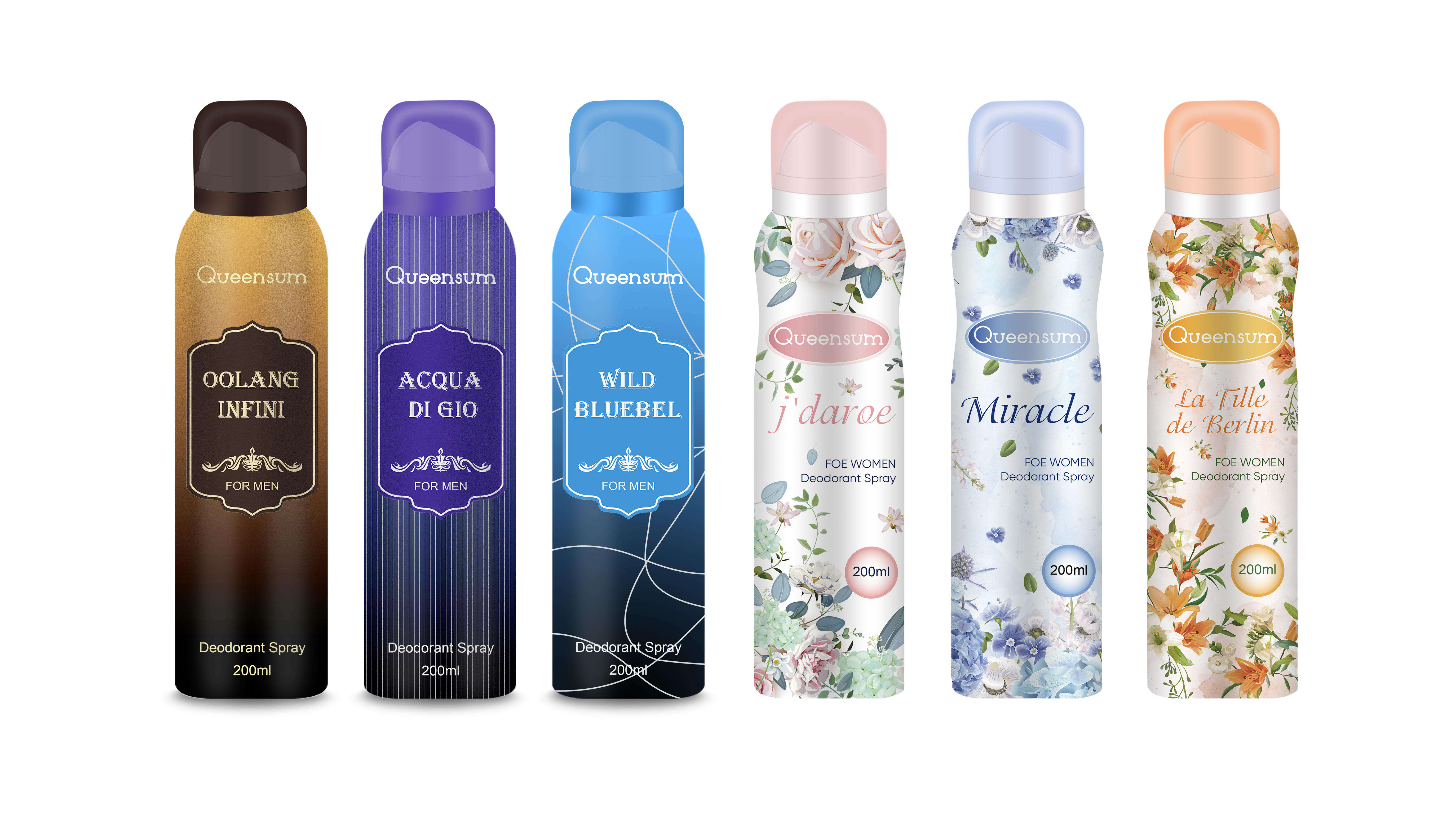 Deodorant Spray Hot Selling Long Lasting Fragrance Body Mist Healthy And Harmless Deodorant Body Spray For Women
