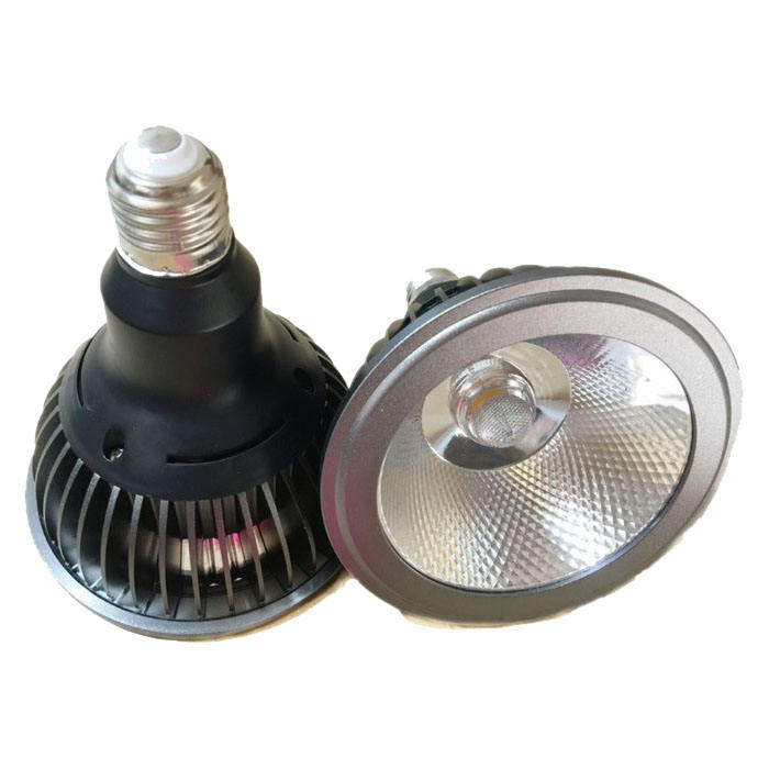 Ampoule <span class=keywords><strong>LED</strong></span> E27 <span class=keywords><strong>Par</strong></span> <span class=keywords><strong>38</strong></span>, 12 v, 20W COB