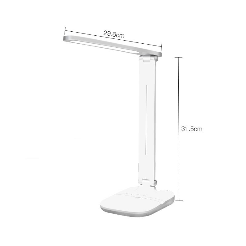 Amazon 2020 simple led modern hotel bedroom bedside Chinese contemporary white smart rechargeabletable desk touch lamps design