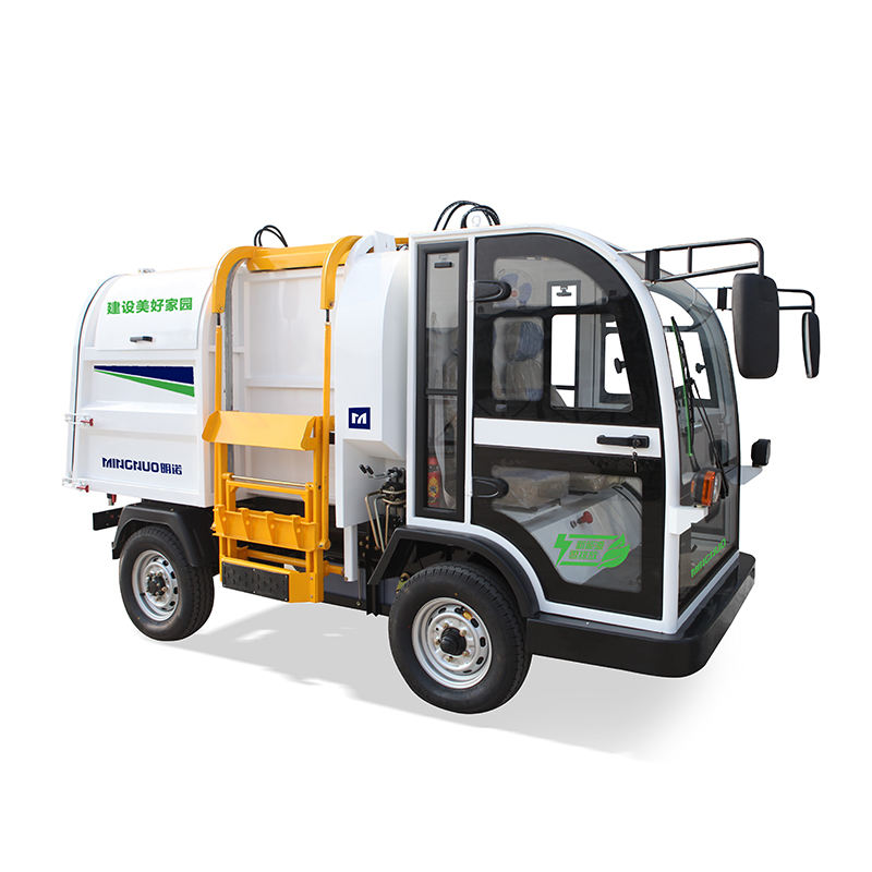 MN-H90 Electrical Auto-dumping Truck Garbage Transportation Garbage Collection Vehicle