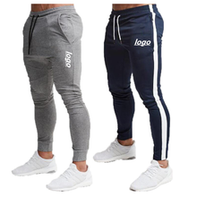 Professional Supplier Custom Cotton Fleece Gym Joggers Wholesale Blank Jogger Pants Men For Logo Design