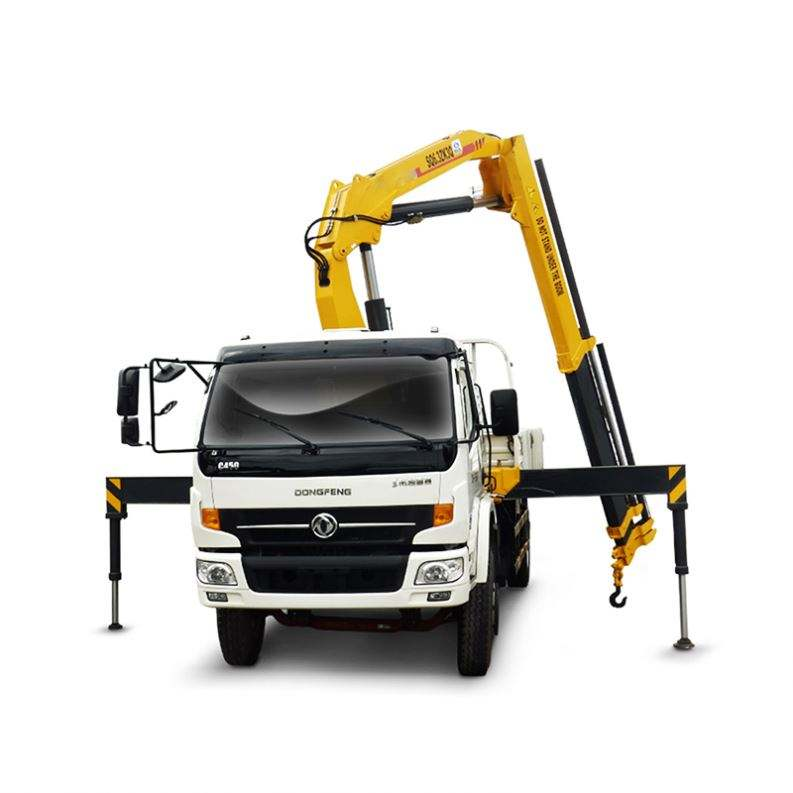 Chinese Crane 16 Ton New Condition Mobile Type No Used Truck Mounted Crane In Uae