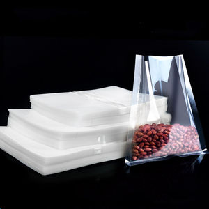 biodegradable vacuum seal pouches bag without BPA