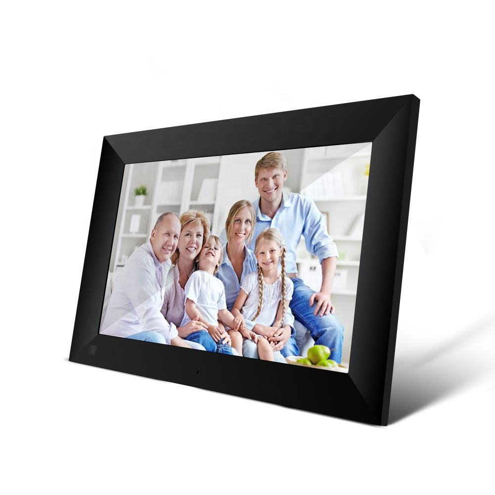 10 inch wifi Photo Frame support HD video photos