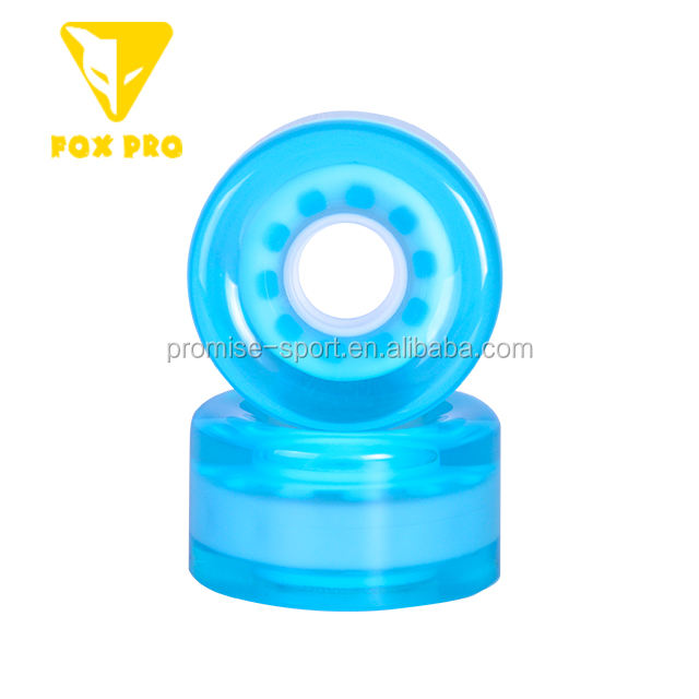 quad roller skate wheels abs roller wheel inline pu wheels 65x35mm