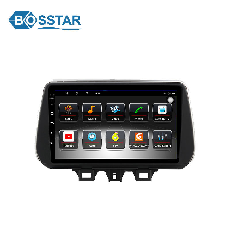 9 inch auto car audio android car radio for hyundai 18-19 Tucson with gps navigation