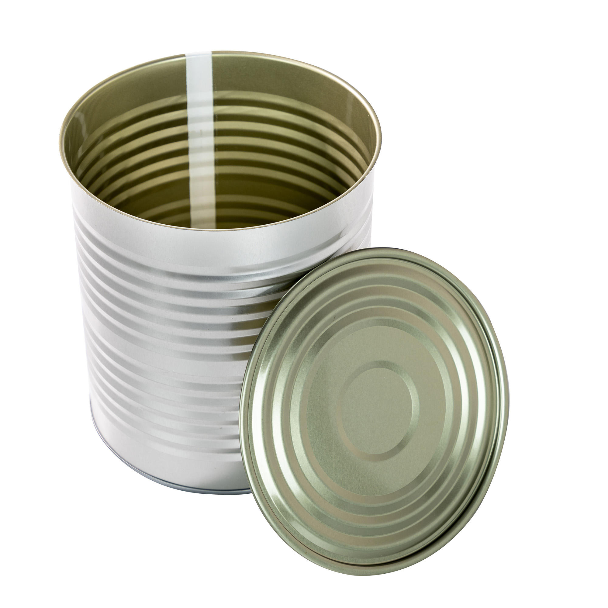 wholesale food grade Empty Tin Can for food packaging