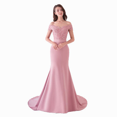 Customized Women's Long Dress Formal Wedding Evening Ball Gown Party Maxi Dress
