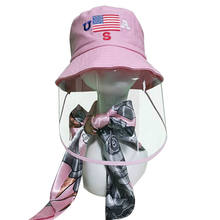 Factory Hot Sale Anti Droplet Bucket Hat Protect Against Saliva Surgical Front Cover Fishing Hat