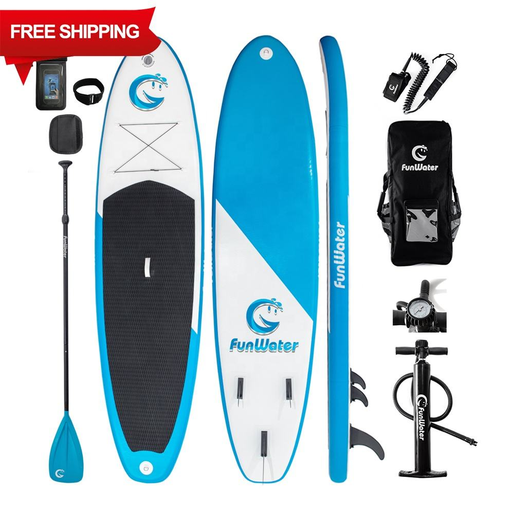 Free Shipping Delivery Whitin 3-7 Days inflatable sup factory board water inflatable stand up paddleboard