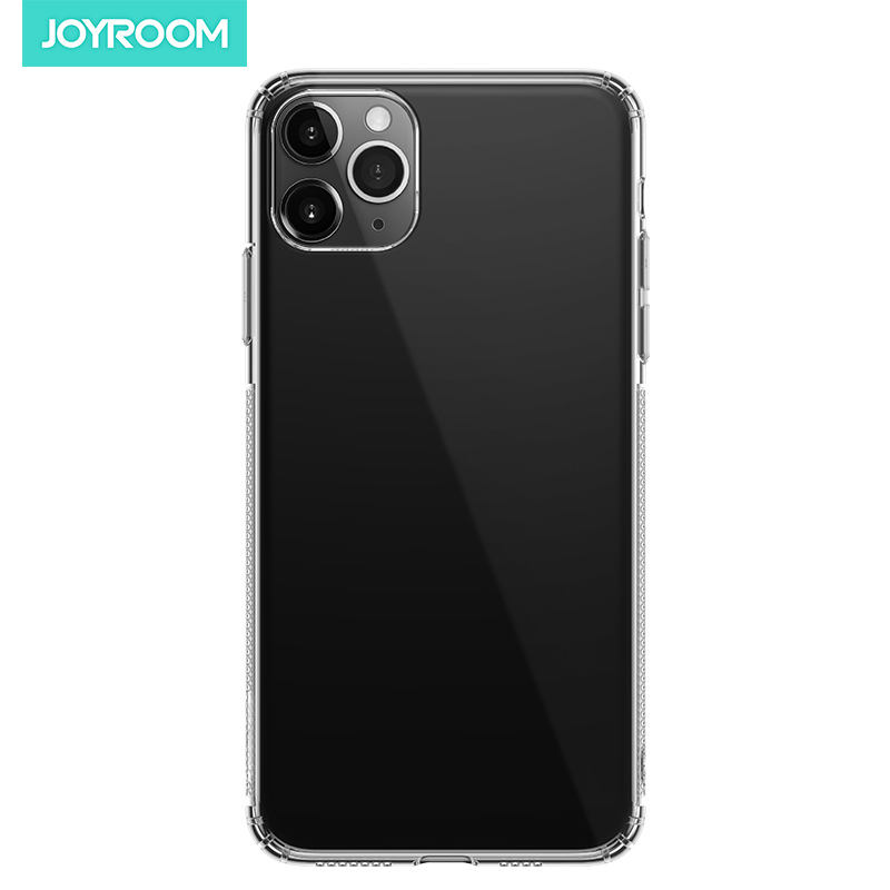 Joyroom Sampel Gratis Cell Phone Shell Bening Transparan Crystal TPU Cover UNTUK iPhone 11