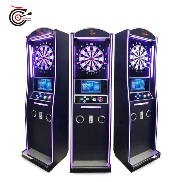 2021 international-standard arcade electronic dartsboard darts machine