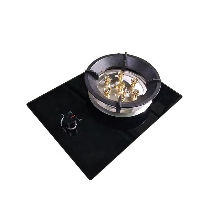 Most Trustworthy Manufacturer Top Standard Wholesale Aluminium Alloy Single Burner Gas Stove Household