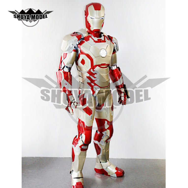 Factory Super Real Human Size Hornet Iron Mans suit Costume for Performance wear or Business