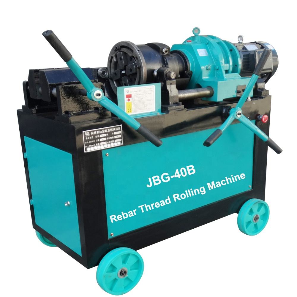Used Steel Rolling Threading Screw Making Machine For Sale