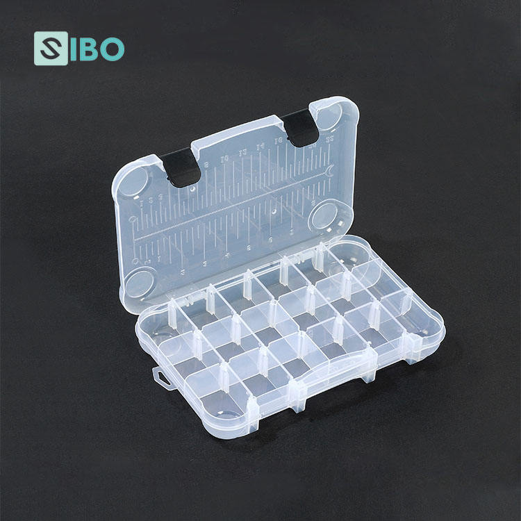 Wholesale Multiple Specification Plastic Fishing Tackle Box