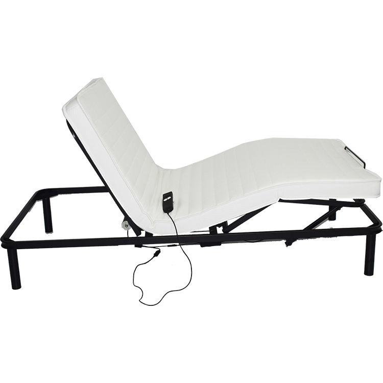 새로운 디자인 인체 공학적 프레임 전기 기동성 조정가능한 매트리스 침대