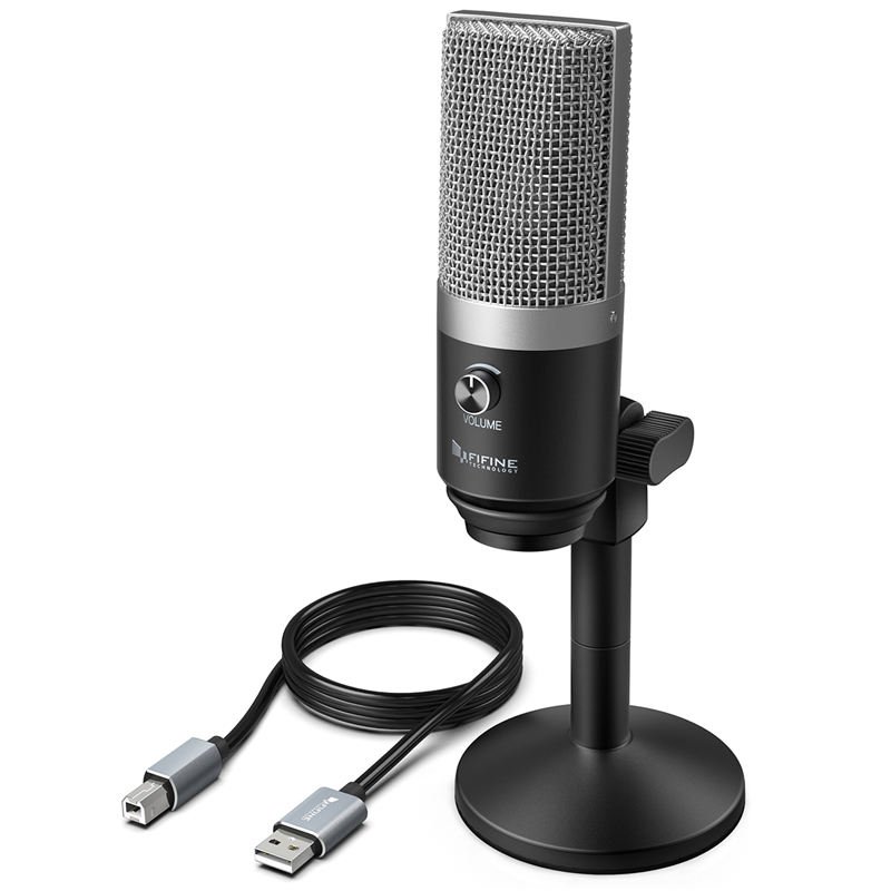 Fifine K670 best buy gaming microphone without headphones target computer microphone