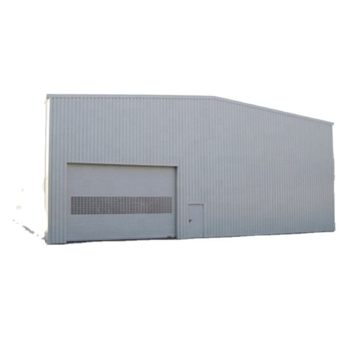 Steel Structure Building with Sandwich Panel for Warehouse/Workshop/Plant