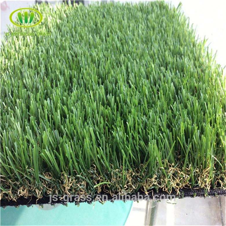 wearable thick 30 35mm residential turf lawn cost artificial green grass green carpet