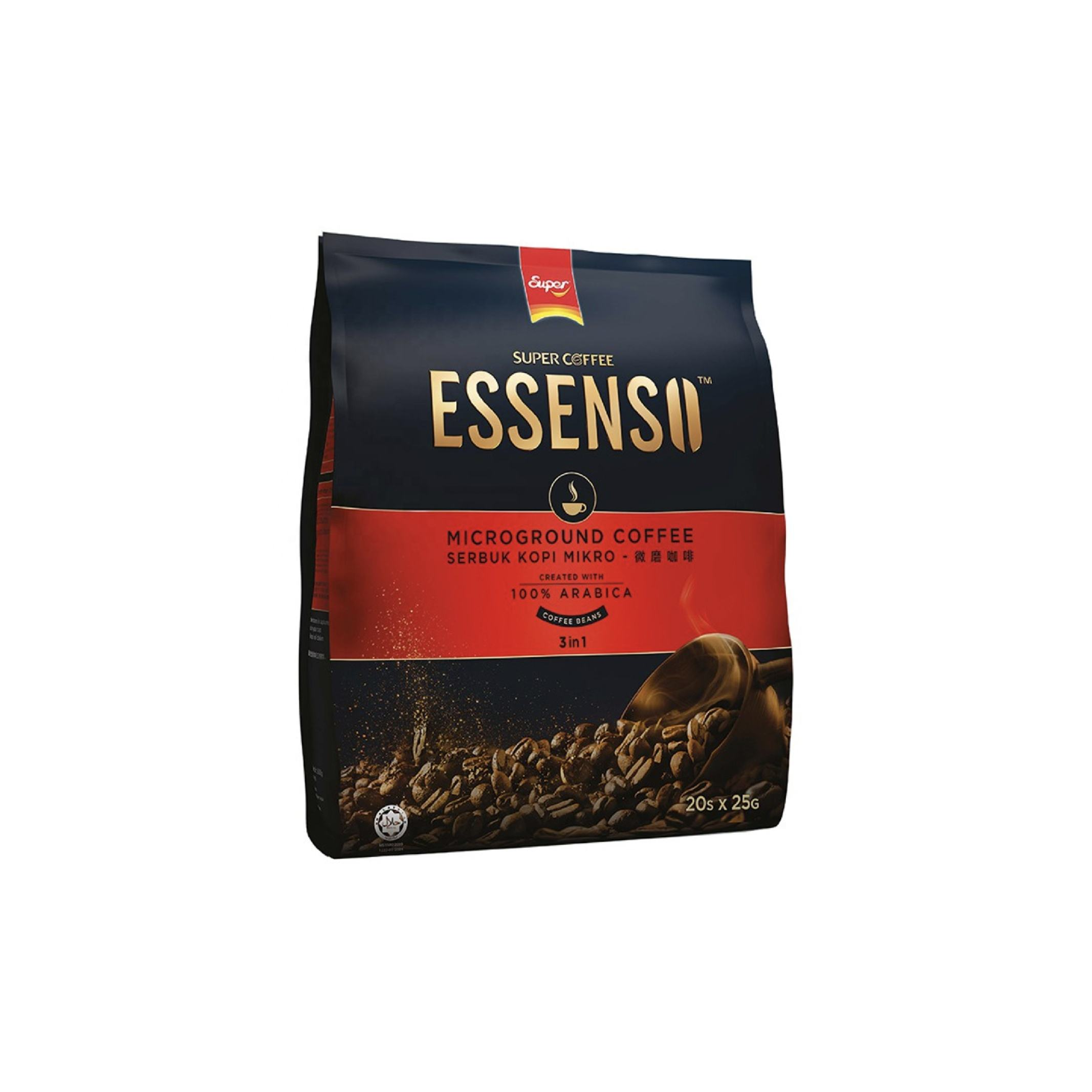 Kopi ESSENSO MICROGROUND