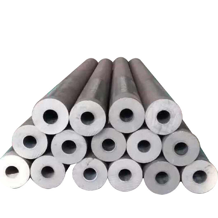 Seamless Steel Tube St 52 or A106 B Carbon Steel Seamless Pipe for Chemical