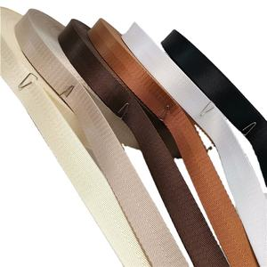 China Factory Direct Sale High Quality Colorful Herringbone Tape, Nylon Webbing Belt