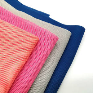bird eye fabric polyester air mesh fabric for making shoes polyester net fabrics for bag