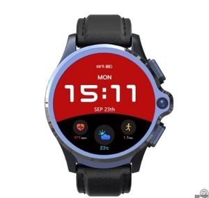 KOSPET Prime 4G Phone Smartwatch Face recognition with Dual Cameras IPS Screen Healthcare Sports Android Smart Watch