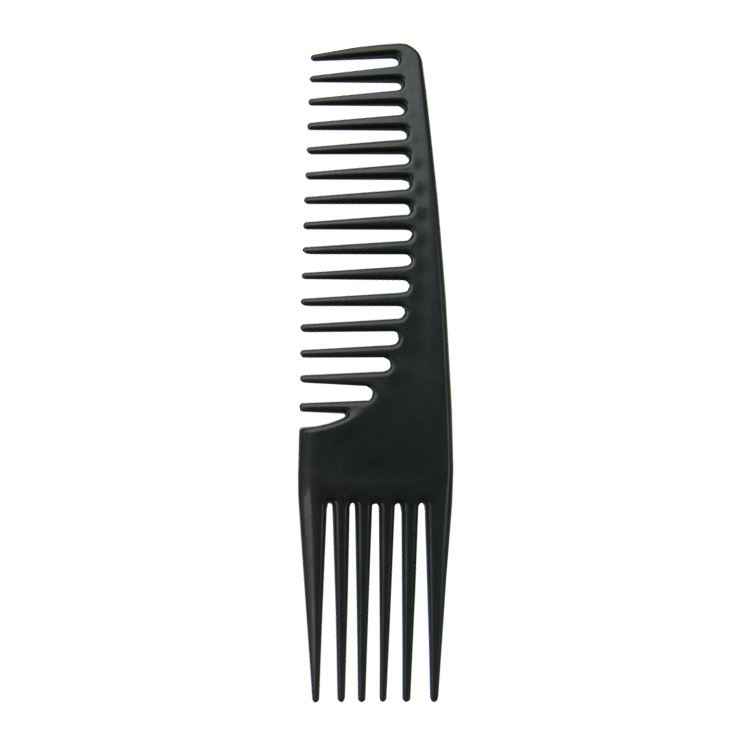 <span class=keywords><strong>Stylist</strong></span> Barber <span class=keywords><strong>2</strong></span> in 1 Pinza di Plastica Parrucchieri Hair Styling Pettine