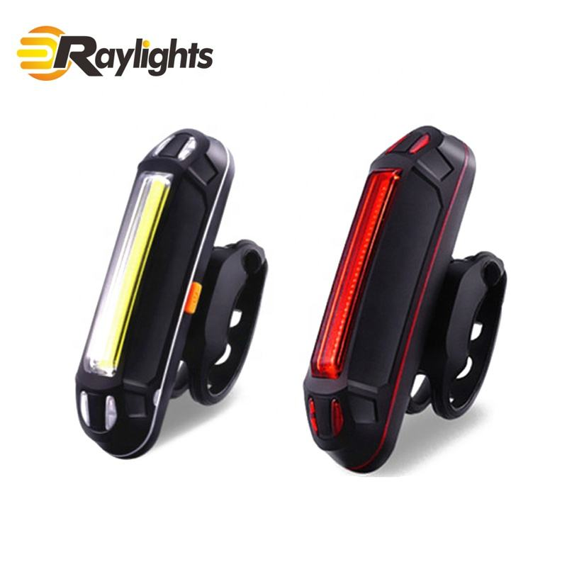 Cool dual color led bike tail light for rear/front/seatpost high power waterproof bicycle light
