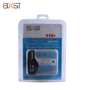BX-V015-220V Wholesale 20A Delay Adjustable Air Conditioner TV Refrigerator Fridge surge voltage protector