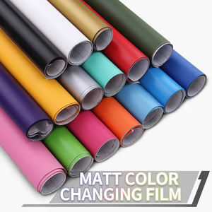1.52*18m Auto Film Super Matt Vinyl Car Wrap Sticker