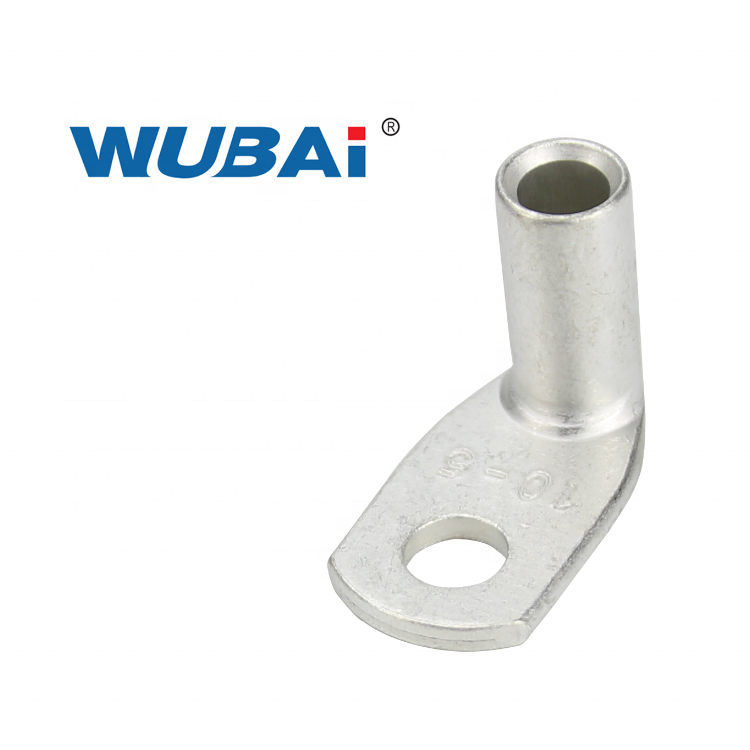 l shape cable lug 90 degree terminal lug