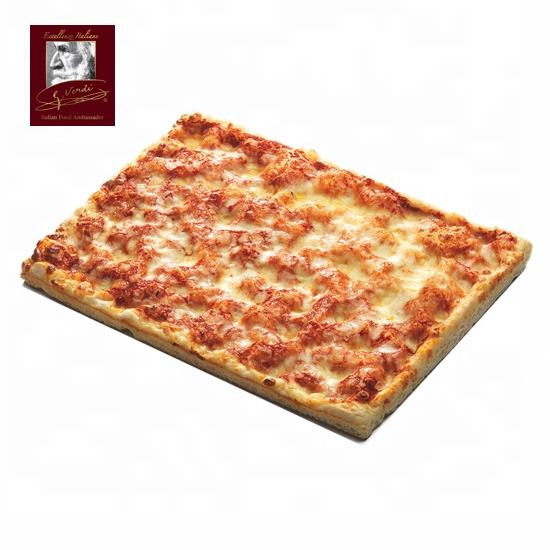 850 g Italian Frozen Pizza Margherita 30x40cm Giuseppe Verdi Selection Pizza Made in Italy