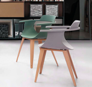modern Leisure office Plastic Chair
