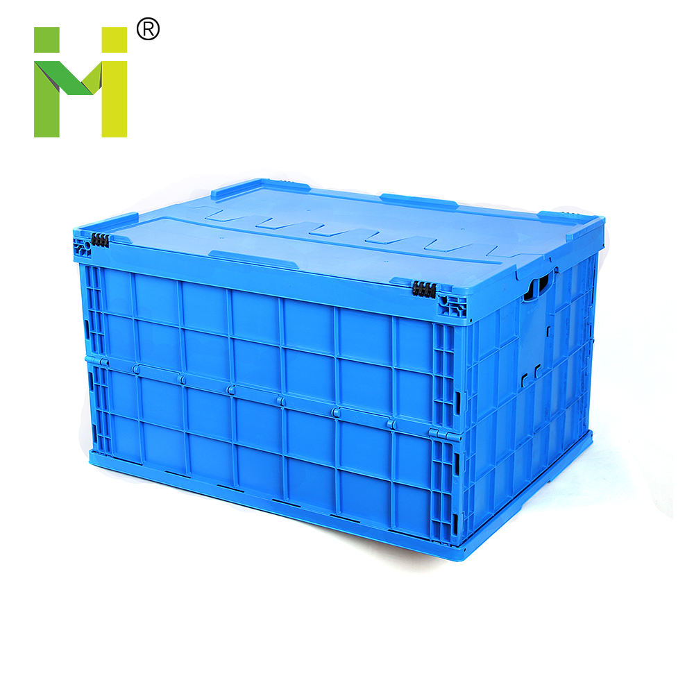 Heavy Duty Plastic Container Plastic Material Heavy Duty Blue Color Big Size Wheelie Plastic Container With Lid