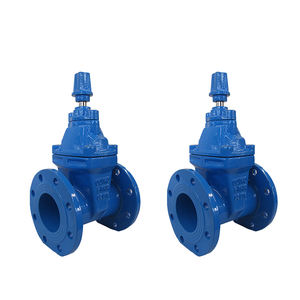 Best Selling Electric Actuated Pvc Gate Valve