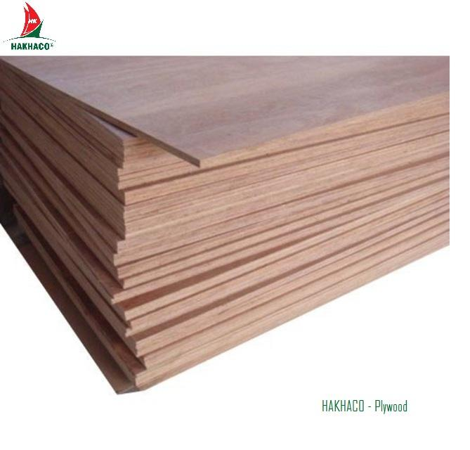 Packing Plywood Seconds Grade Plywood Vietnam
