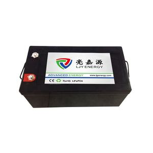 12V300Ah deep cycle lifepo4 with bms agm solar lithium ion 12v 300ah price 12 v energy power batteries pack