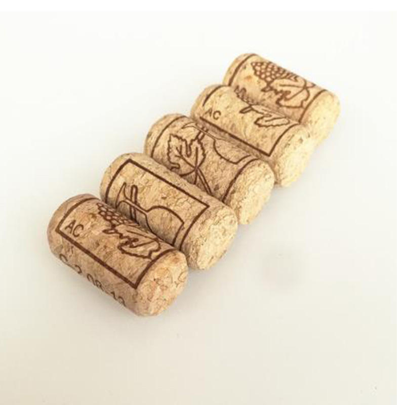 Avertan Wholesale Wine Cork Stoppers Custom logo wood wine bottle stopper