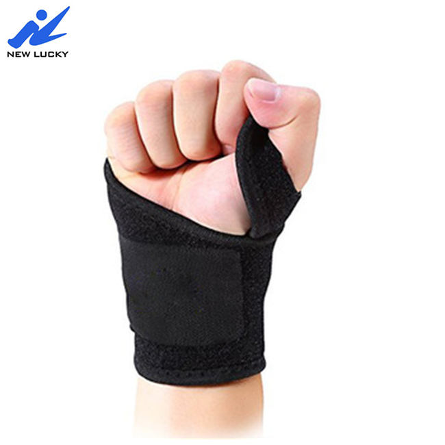 Newlucky Professional Breathable Comfortable Compression Wrist Support for Wrist Pain