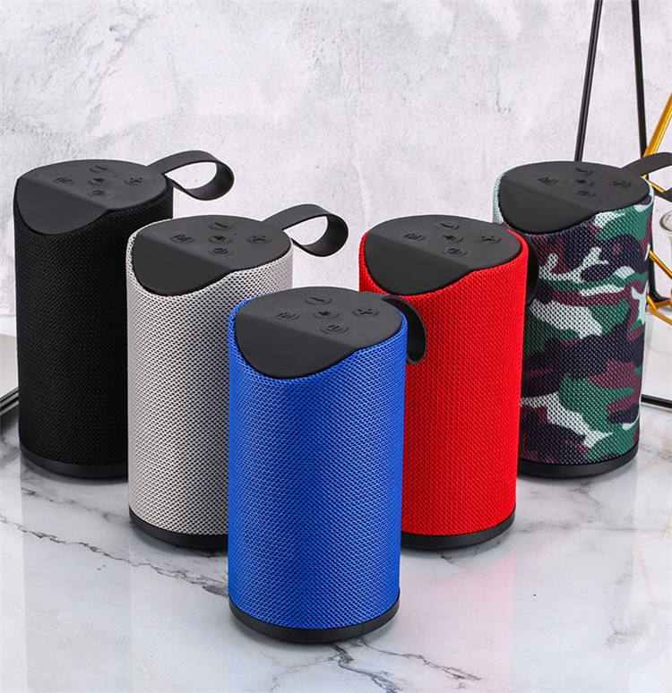 Wireless Bluetooth Speaker Subwoofer Portable Speakers with Retail Box Outdoor Mini Bluetooth Speaker