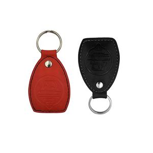 Car Leather Keychain, Cheap Custom Metal Keychain Leather, Wholesale Leather Key Chain