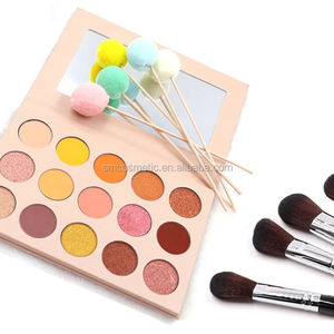S97 No Brand Wholesale Makeup High Quality Beauty Glitter Eyeshadow palette
